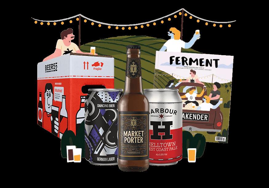 Beer52 - Gift Shop