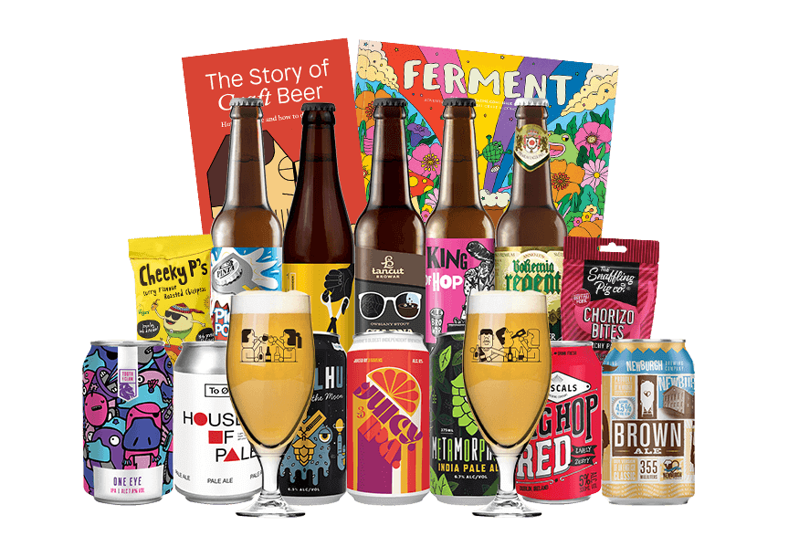 The Ultimate Father's Day beer box from beer52