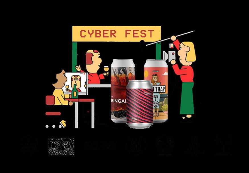 Beer52 Cyber Fest