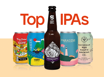 Best rated IPA craft beer
