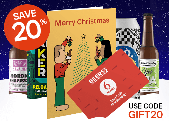 Craft beer gift subscription discount code