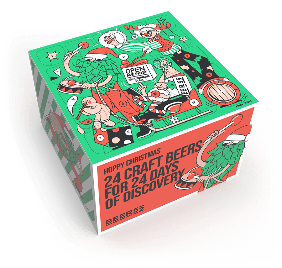 The best Christmas gift craft beer advent calendar