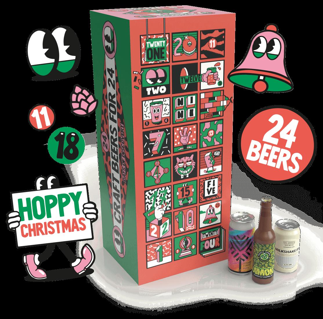 Beer52 craft beer advent calendar 2019